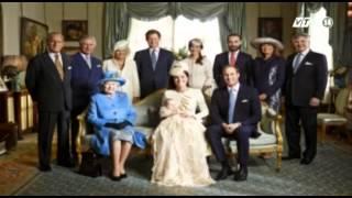VTC14_Bốn thế hệ Hoàng gia Anh cùng chụp ảnh sau 120 năm