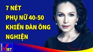7 nét đẹp đến không ngờ của phụ nữ tuổi trung niên - Góc Nhìn Việt