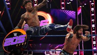 Lio Rush vs. Tony Nese: WWE 205 Live, Jan. 24, 2020