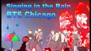 190512 BTS Chicago Concert Vlog: Raining Legends