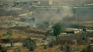 مواجهات بسوريا ضد تنظيم داعش     -