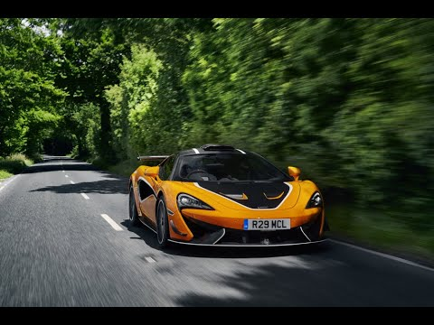 McLaren Tech Club - Episode 17 - 620R: Motorsports machine made road legal