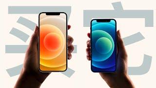 今年的iPhone 12 系列 我打算买这两款