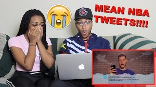 Couple Reacts : Mean Tweets NBA Edition #4 Reaction!!!
