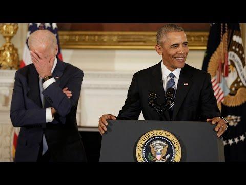 Obama surprises VP, Joe Biden with Presidential Medal of Freedom
