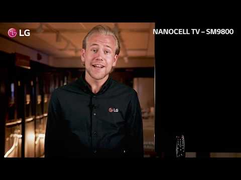 LG NanoCell SM9800 - Tehokas NanoCell TV