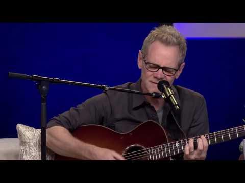 "Steven Curtis Chapman sings ""Spring Is Coming"" at Saddleback Church"