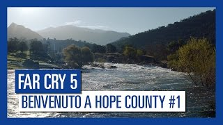Far Cry 5 - Benvenuto a Hope County