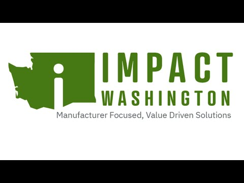 Impact Washington is the authority on Washington State manufacturer growth and prosperity. Our mission is to create a healthy and vibrant manufacturing community in every corner of the state, generating economic activity that raises living standards in Washington and across the United States.   With a 20+ year record, our team has a deep understanding of opportunities and challenges unique to Washington State manufacturing. Our consultants and educators deliver customized value-driven solutions
