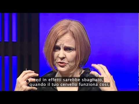 TEDItalia - Diane Benscoter, ex membro della setta del reverendo Moon: la mentalità della setta