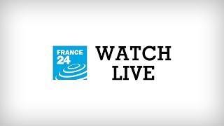 FRANCE 24 Live – International Breaking News & Top stories - 24/7 stream