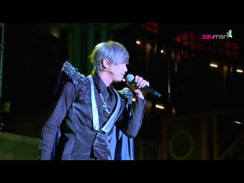 20121215 [xinmsn] 黃鴻升[夜王]新加坡演唱會 2012 Part 3-《鬼混》