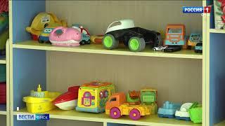 Уникальные системы воспитания всё чаще используют в омских детских садах