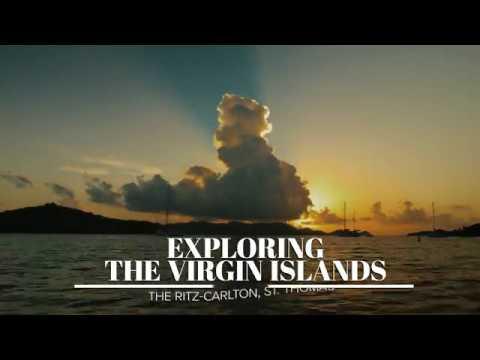 Exploring the Virgin Islands with The Ritz-Carlton, St. Thomas