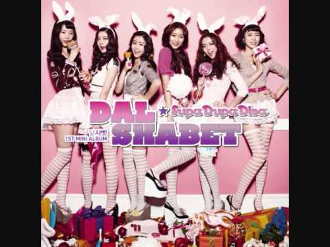 Supa Dupa Diva - Dal Shabet + mp3 download