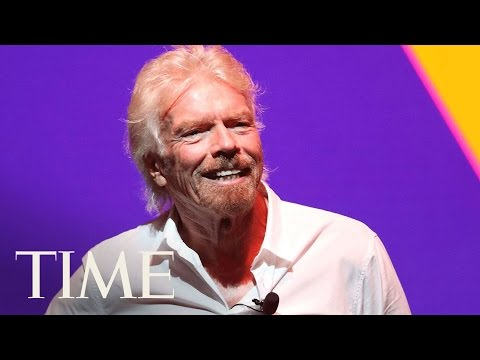 2016 Fortune-Time Global Forum: Richard Branson On Seismic Shifts & Moral Leadership   TIME