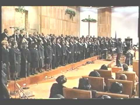Detroit Mass Choir - The Storm Is Passing Over