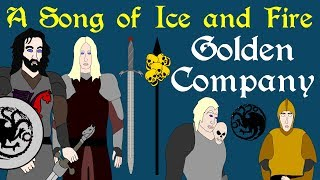 A Song of Ice and Fire: Golden Company (Minor Winds of Winter Spoiler)