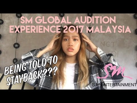 (READ DESC) SM Global Audition Experience 2017 PROCESS, STAYING BACK & fun stuff