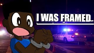 I GOT CAUGHT VANDALIZING A SCHOOL BUS!?! (ANIMATED STORY)