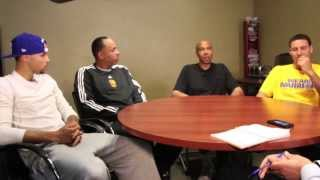 Splash Brothers Interview - 9/20/13
