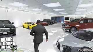 GTA 5 MODS - LET'S GO TO WORK - PART 42 (GTA 5 PC MODS)