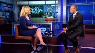 Full interview with Lester Holt