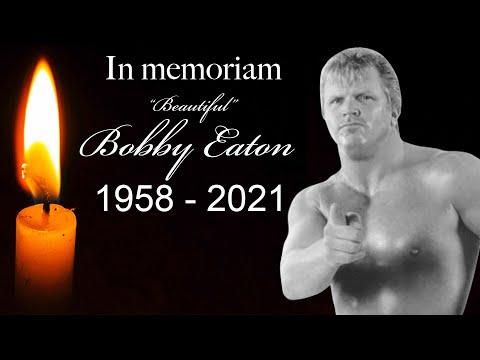 "Bobby Eaton Passes Away   ""Beautiful"" Bobby Eaton Tribute   WWE stars pay tribute   RIP Bobby Eaton"