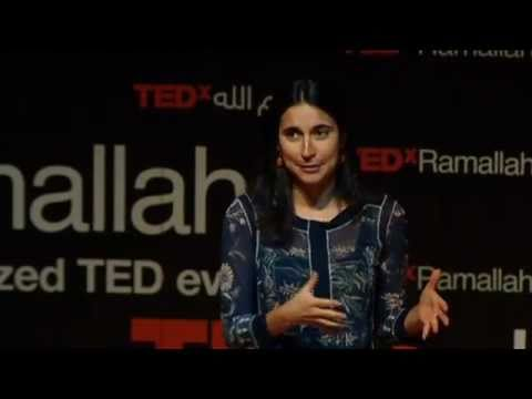 TEDxRamallah - Julia Bacha - One Story, One Film, Many Changes ...