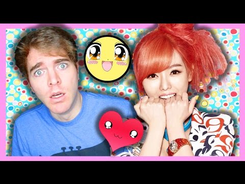 REACTING TO K POP!