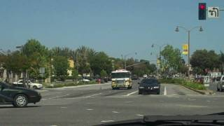 Ventura County Fire Department B4 responding in SImi
