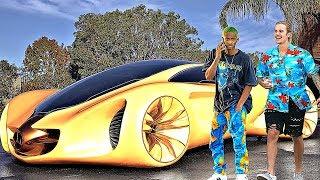 Justin Bieber Cars Vs Jaden Smith Cars ★ 2018