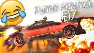 FUNNY ASPHALT 8 MONTAGE #17 (Funny Moments and Stunts)