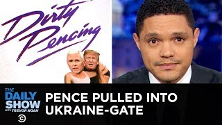 Mike Pence's Ignorance Defense   The Daily Show