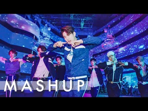 GOT7 x RED VELVET x EXO – Look /Peek-A-Boo /Love Me Right MASHUP (feat. GOT7 – Never Ever)