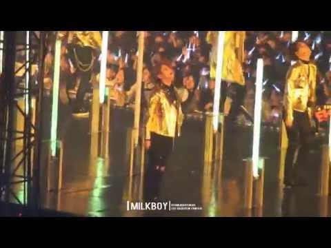 [MILKBOY] 150315 The EXO'LuXion - El Dorado (baekhyun ver.)
