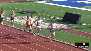 Cooper Teare 4:00 Mile | 2017 Mt. SAC Relays
