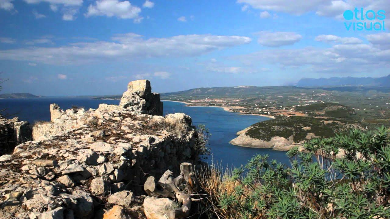Voidokilia Castle Peloponnese