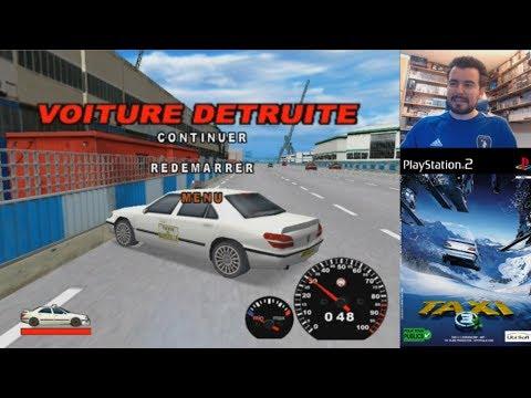 Morralla Clásica #8 TAXI 3 FRANCE (PlayStation 2) - El gran exclusivo francés de PS2
