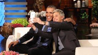 Ellen's Favorite Presidential Moments