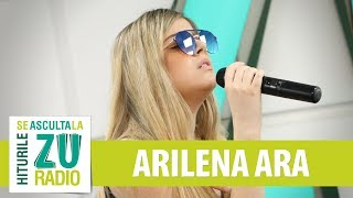 Arilena Ara - Nentori (November) (Live la Radio ZU)