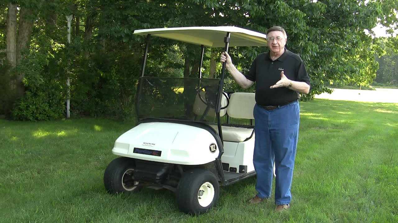 How To Charge A Car Battery Without A Charger >> Electric Golf Cart - South Jersey - Columbia Par Car - 609 ...