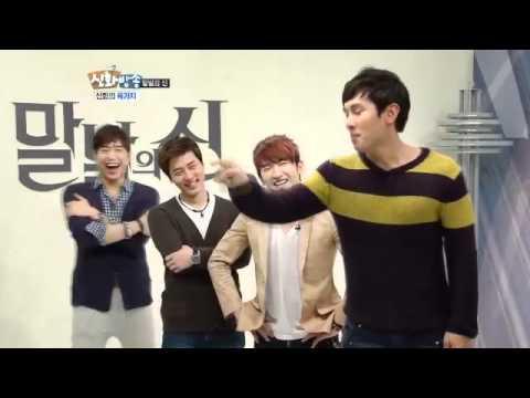 [JTBC] 신화방송 神話, SHINHWA TV 11회 명장면 - 서운함 大방출~