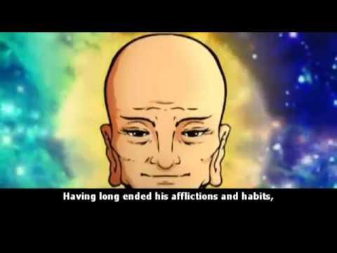 Đức Phật thuyết pháp đại ca Diếp cho hội chúng