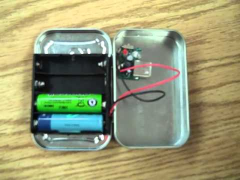 Diy Portable Iphone Charger Youtube