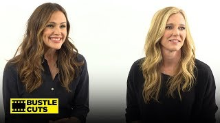 Seeing Double: Jennifer Garner & Stuntwoman Shauna Duggins
