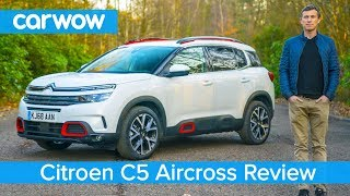 Citroen C5 Aircross SUV 2019 in-depth review | carwow Reviews