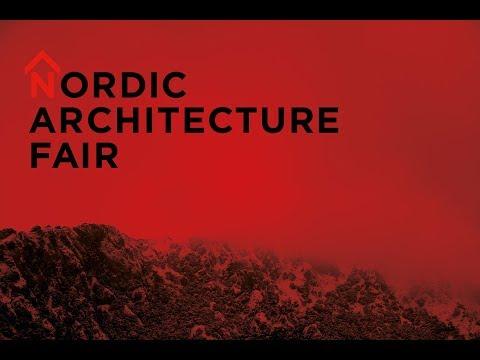 Nordic Architecture Fair 7-8 nov 2017