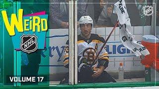 Weird NHL Vol. 17: Thanks for the Weird!