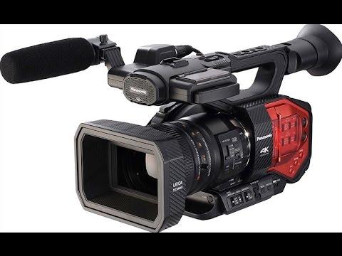 Panasonic PAN-AGDVX200 4K 4/3 type Fixed lens Camcorder -AGDVX200